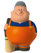 SQUEEZIES® Road Sweeper Bert®