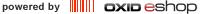 Logiciel shop de OXID eSales